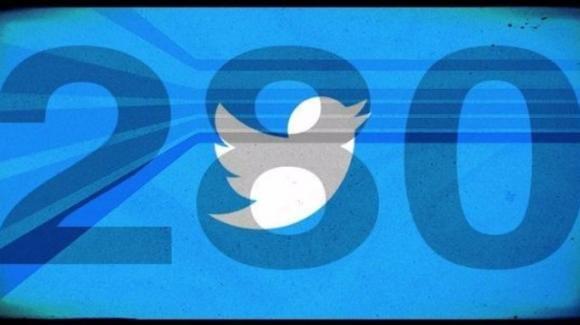 Ufficiale: Twitter raddoppia lo spazio per i tweet, e li porta a 280 caratteri per tutti