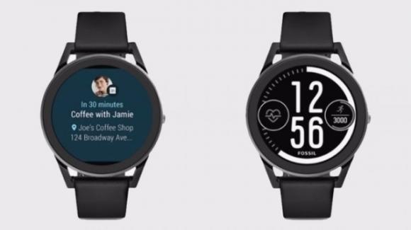 Fossil Q Control, stiloso smartwatch da fitness, con sensore cardiaco incorporato