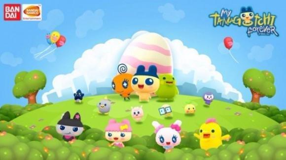 My Tamagotchi Forever: il mito degli animaletti digitali sbarca, rinnovato, su Android e iOS