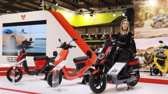 EICMA 2017: ecco i 4 scooter elettrici della cinese Niu, per la mobilità urbana
