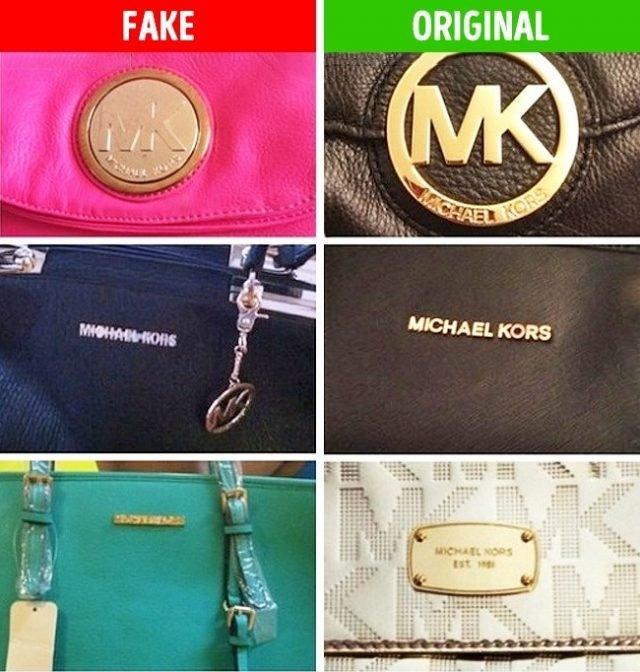 Ecco alcuni trucchi per riconoscere la differenza tra falso