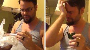 Svela al marito sordo che presto diventerà padre: la sua silenziosa emozione è toccante!