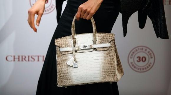La borsa più cara del mondo è la Birkin di Hermès
