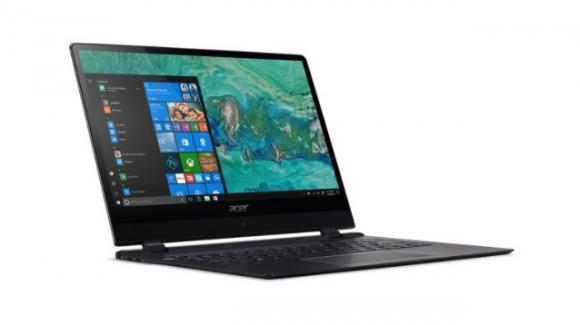 Notebook Acer: dal CES 2018 i trasportabili Swift 7, Spin 3, Chromebook 11, ed il gaming Nitro 5