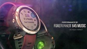 Garmin Forerunner 645 Music, al CES 2018 lo smartwatch sportivo con storage musicale