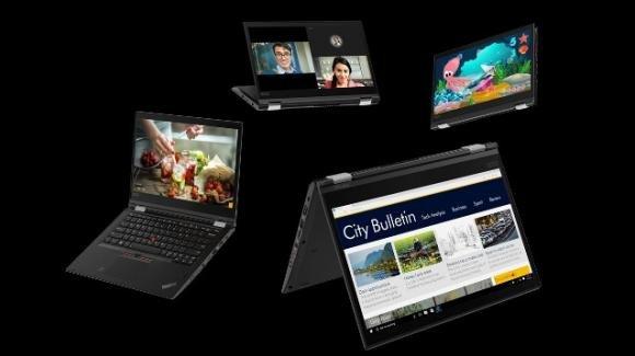 Lenovo: dal CES 2018 i top gamma della serie X1, l'always connected Miix 630, ed un display smart