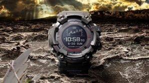 Casio G-Shock GPR B-1000: dal CES 2018 arriva l'orologio ibrido con GPS e ricarica solare