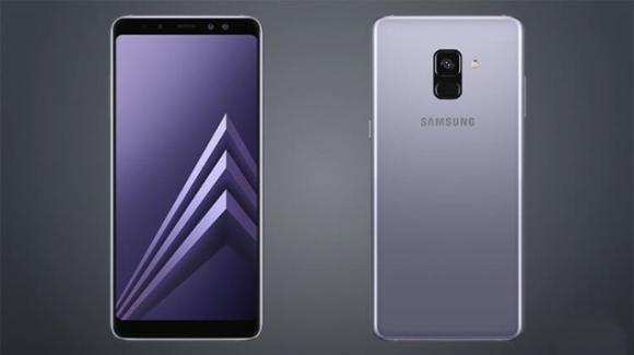 Galaxy A8 (2018): al CES 2018 si tocca con mano il nuovo medio gamma Samsung