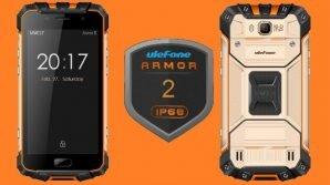 Ulefone Armor 2S, smartphone corazzato per utenti avventurosi e lavoratori