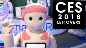 I robot del CES 2018: tra umanoidi, animaletti meccanizzati, e speaker sensibili
