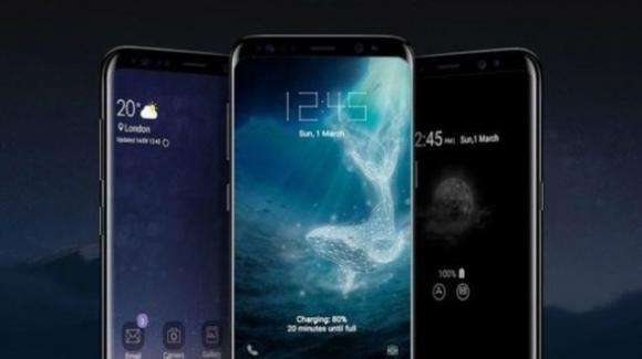 Samsung Galaxy S9: in arrivo una fotocamera da videomaker, ma con ricarica in stile S8