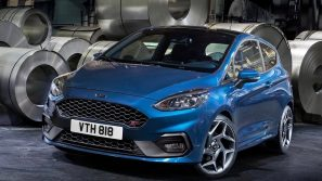 Nuova Ford Fiesta St 2018, la city car sportiva e tecnologica