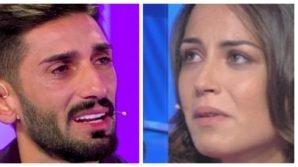 C'è posta per te, Salvatore in lacrime chiede perdono, Silvia non cede: cosa è accaduto dopo la puntata?