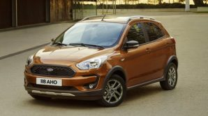 Ford Ka+: con il restyling arriva la versione da off-road