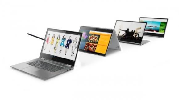 MWC 2018: da Lenovo un terzetto di nuovi Chromebook ed i nuovi 2-in-1 Yoga 730 e 530