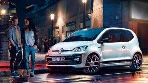 Volkswagen Up! Gti: motore dinamico e prezzo accessibile