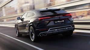 Lamborghini Urus, debutta a Milano il nuovo suv