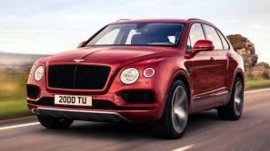Bentley Bentayga V8, il suv in stile british con un V8 biturbo