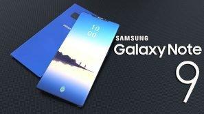 Galaxy Note 9: con scocca in Metal 12, scanner in-display, e S-Pen rivoluzionaria