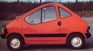 Nel 1976 la Fiat presentò un'auto elettrica: ecco la city car dimenticata da tutti
