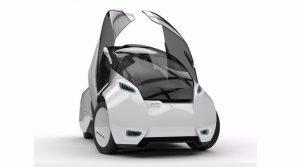 Unity One: nel 2019 arriva la compatta ed economica city car elettrica con 300 km di autonomia