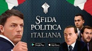 Sfida Politica Italiana, videogame per far sfidare i politici a suon di slogan e mosse speciali