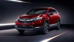 Honda CR-V, a Ginevra arriva il nuovo suv nipponico, anche ibrido, 4×4, e 7 posti