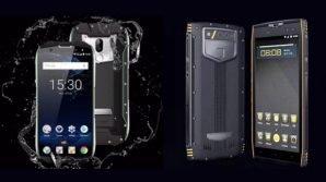 Smartphone rugged: il low cost Oukitel WP5000 affronta il top gamma Aermoo M2