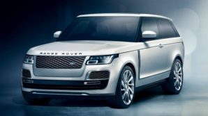 Range Rover SV Coupé, più personalizzabile, con motore più potente, e solo 2 portiere
