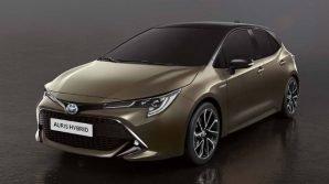 Nuova Toyota Auris, la berlinetta compatta arriva nel Marzo 2019 in versione ibrida