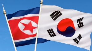 Stretta di mano tra Corea del Nord e Corea del Sud
