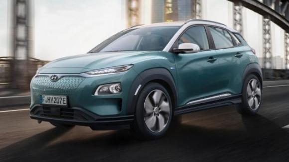 Hyundai Kona Electric: arriva il primo suv compatto a emissioni zero
