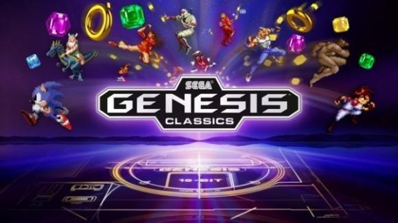 SEGA Genesis Collection, il fascino del retrogaming 16bit arriva il 29 Maggio su PC, Xbox One, e PS4