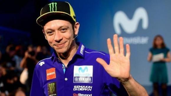 Valentino Rossi rinnova con la Yamaha fino al 2020