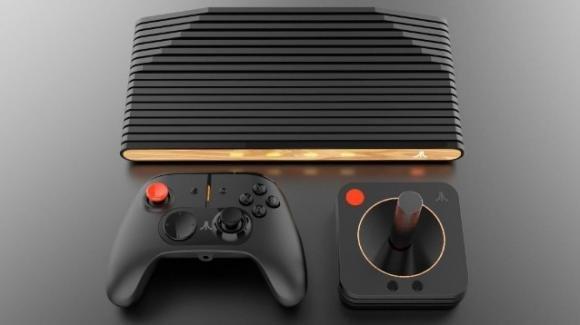 Ataribox: la consolle da retrogaming con vocazione da smartbox torna ad Aprile, con un nuovo nome
