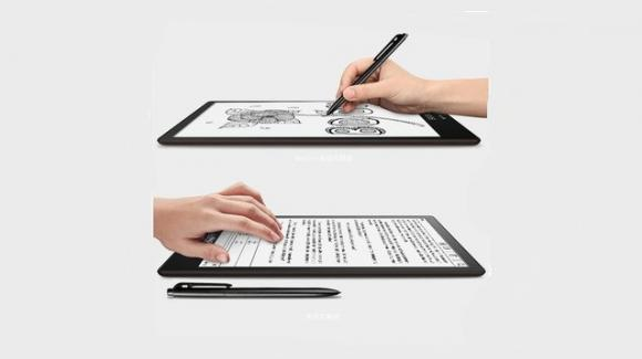 Onyx: in vendita i tablet extralusso Onyx Boox Note e Boox Max 2, con display e-ink, Android, e penna Wacom