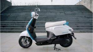 Kymco annuncia lo Ionex ManyEV, scooter elettrico simil Vespa con batterie intercambiabili e 200 km d'autonomia