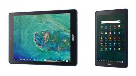 Acer Chromebook Tab 10, il primo tablet educativo al mondo con ChromeOS