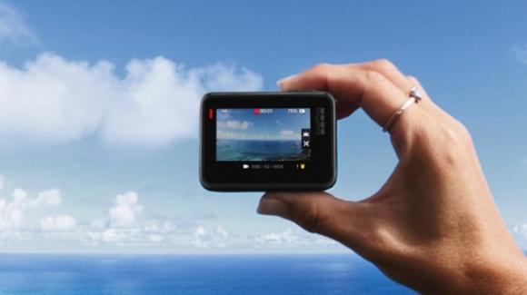 GoPro Hero, arriva la action camera low cost impermeabile sino a 10 metri
