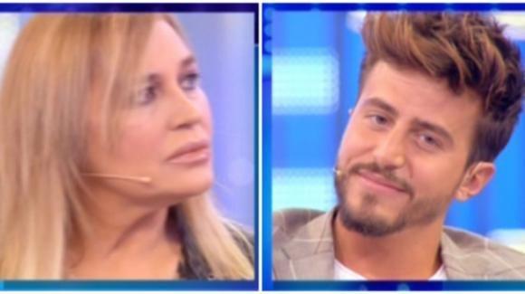 """Domenica Live, parla Marco Ferri: """"Io e Lory Del Santo abbiamo passato una notte insieme"""""""