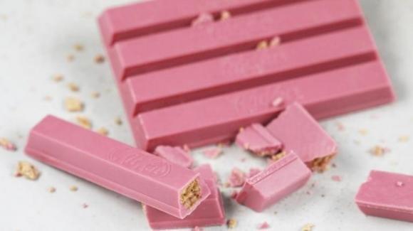 Dopo il Kit-Kat nero e quello bianco, arriva la versione rosa