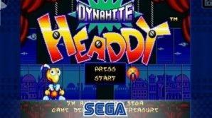 SEGA Forever: arriva anche il classico platform Dynamite Headdy, con vari add-on