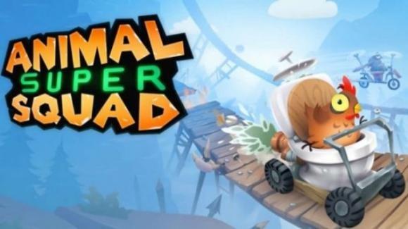 Animal Super Squad, il demenziale gioco basato sulla fisica nato dall'ingegno di PewDiePie