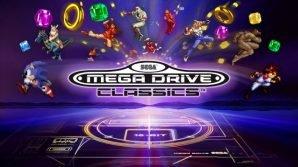 SEGA Mega Drive Classics: la mega raccolta del retrogaming nipponico sbarca su PC e consolle