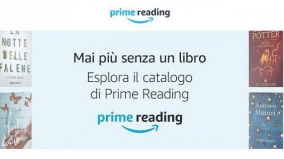 Amazon Prime Reading: l'ebook Kindle gratuito