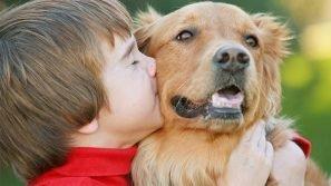 Gli animali fanno bene alla salute dei bambini: crescono più sereni e felici