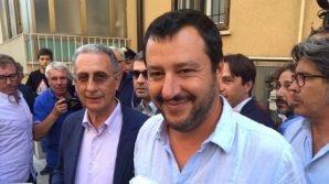 """Salvini sugli immigrati: """"Non c'è lavoro per gli italiani, figuriamoci per mezzo continente africano"""""""
