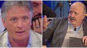 """Maurizio Costanzo parla dell'addio di Giorgio Manetti a U&D Over: """"Questi annunci sono fatti per avere pubblicità"""""""