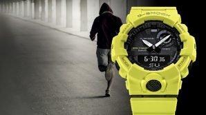 Casio G-Shock GBA-800, sportwatch ibrido con look vintage e 2 anni d'autonomia