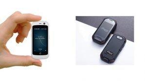 Unihertz: arrivano gli smartphone lillipuziani Jelly (con 4G) e Atom (rugged, 4G)